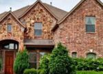 Foreclosed Home in Prosper 75078 1011 MONTICELLO DR - Property ID: 3685101
