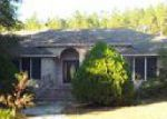 Foreclosed Home in Milton 32571 6800 QUINTETTE RD - Property ID: 4090209