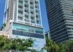 Foreclosed Home in Miami 33132 1040 BISCAYNE BLVD APT 2205 - Property ID: 4309285