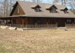 Pre Foreclosure in Strong 71765 3478 PIGEON HILL RD - Property ID: 1040331